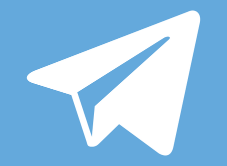 Chat with us, on Telegram...