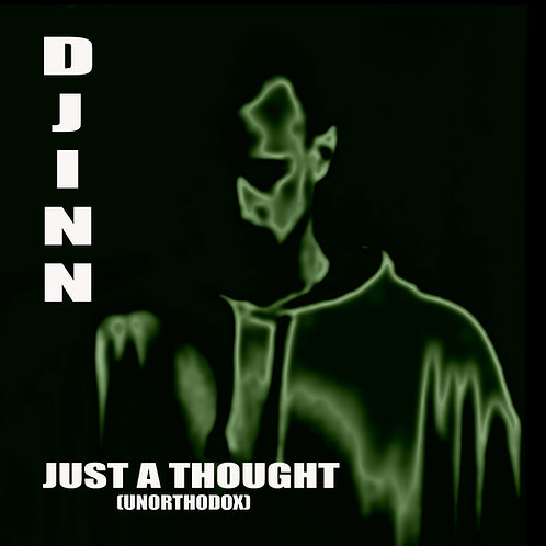 Debut CD Album by Djinn - Just a Thought - Free  Delivery