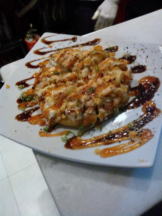 Pizza Japonesa