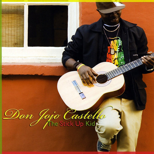 CD Album by Don Jojo Castello - The Stick Up Kid- Free  Delivery