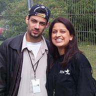 Djinn & Vanessa (Star TV, Manchester Mela).jpg