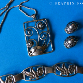 A short History of modern Danish Silver Jewelry