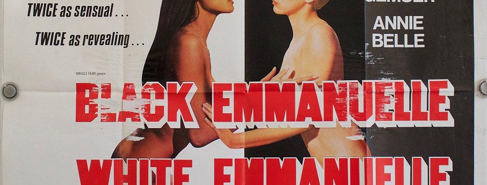 BLACK EMMANUELL WHITE EMMANUELL