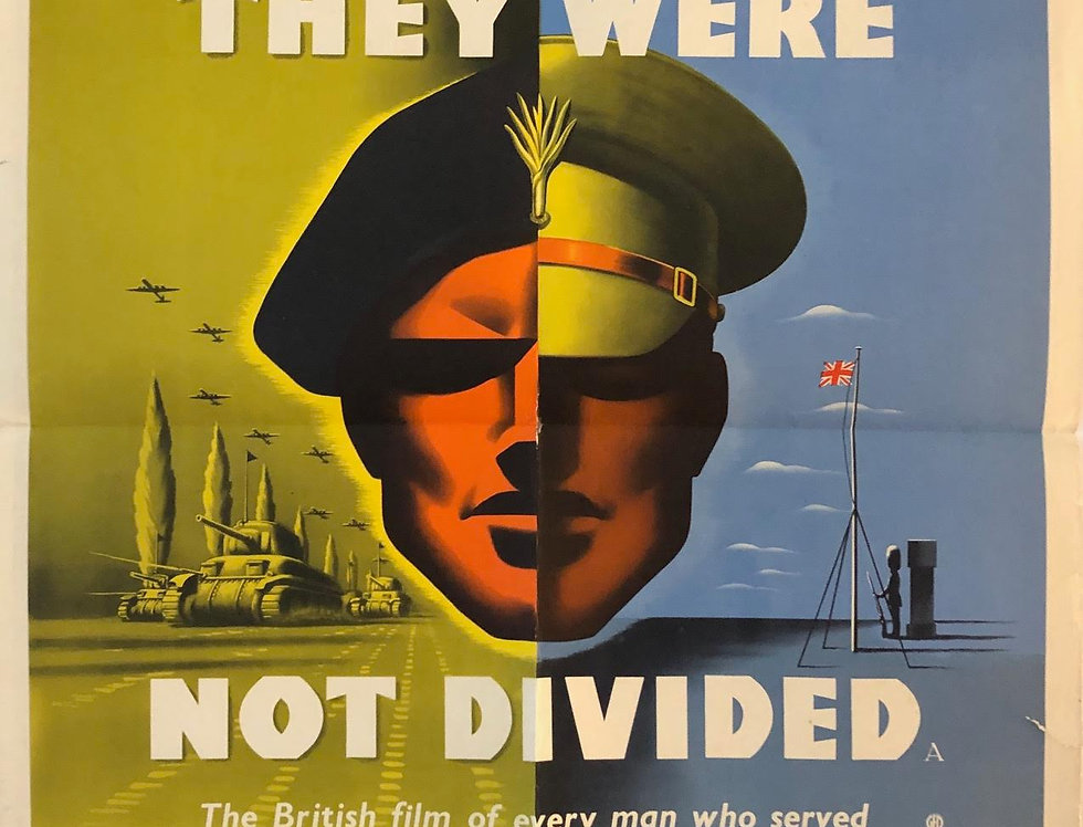They Were Not Divided POA