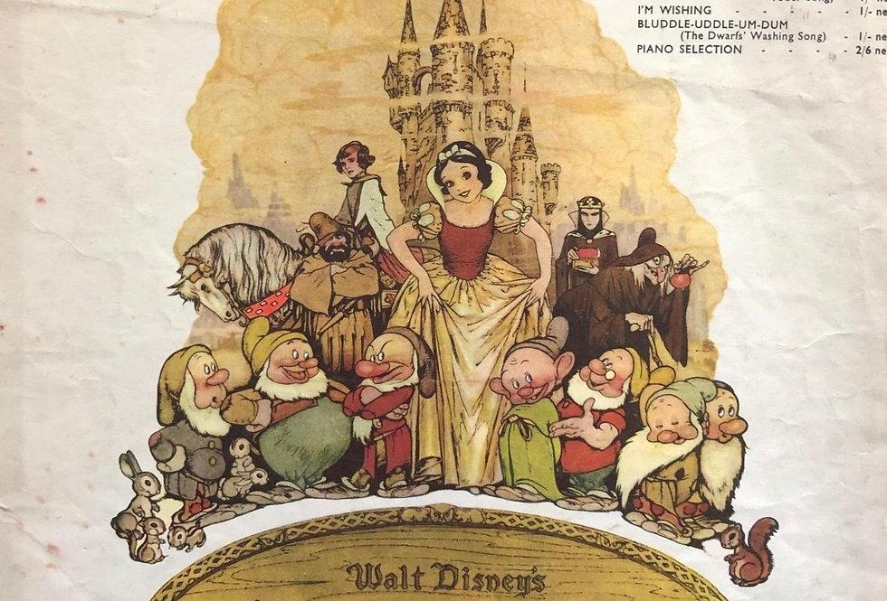 Snow White And The Seven Dwarfs POA