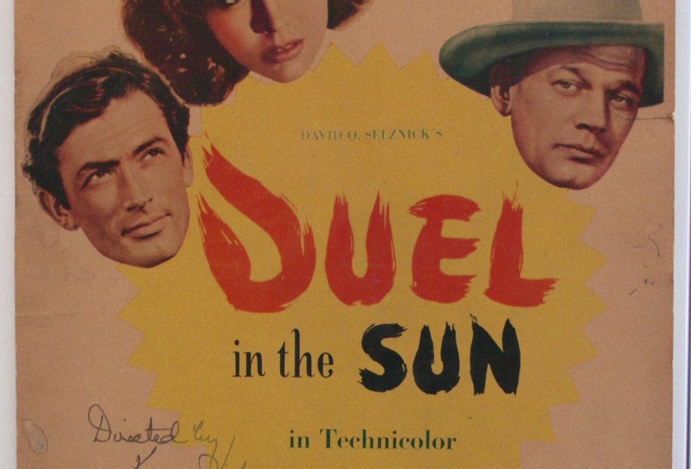 Dual In The Sun Signed  (POA)