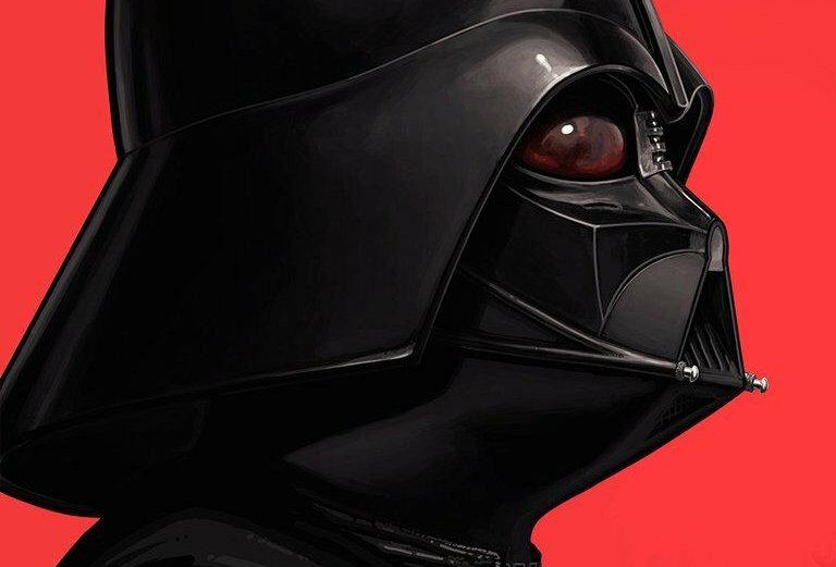 Darth Vader/storm trooper