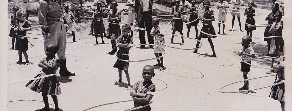 African Hula Hoops Salisbury Southern Rhodesia