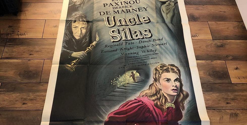 Uncle Silas POA
