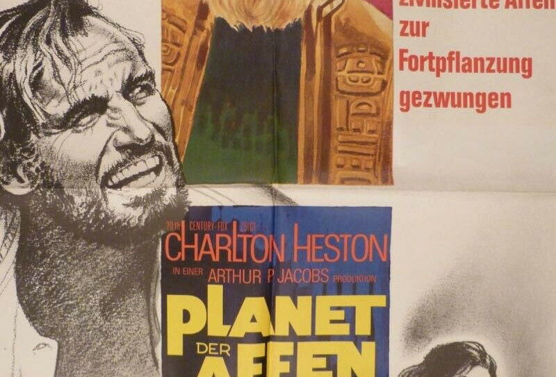 Planet Of The Apes (SOLD)