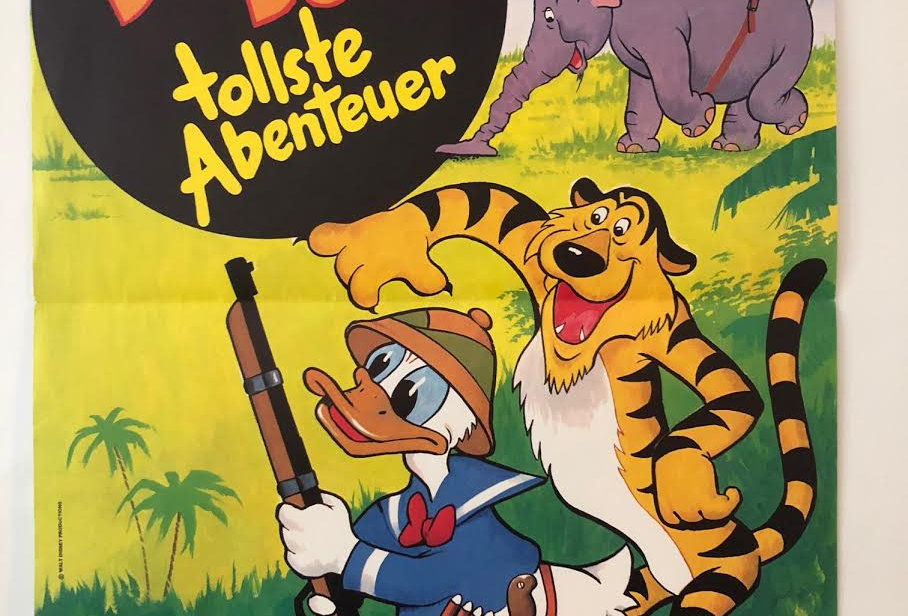 Donald Duck's Greatest Adventure