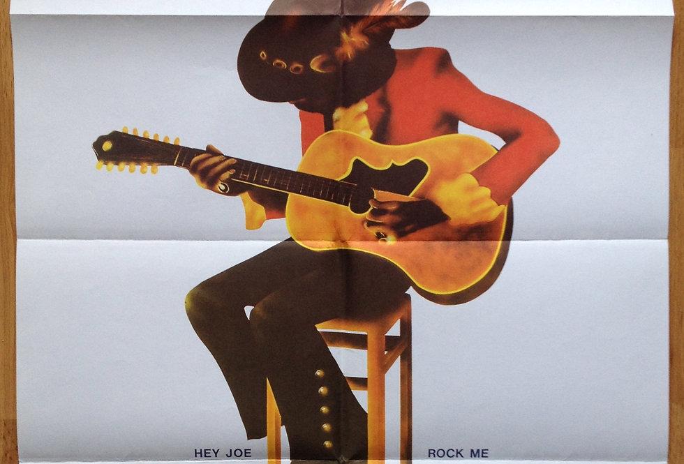 A Film About Jimi Hendrix