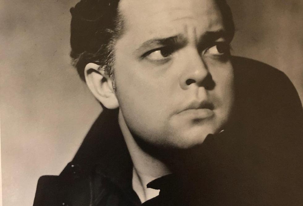 Orson Welles Portrait ( Julias Caesar) Brutus