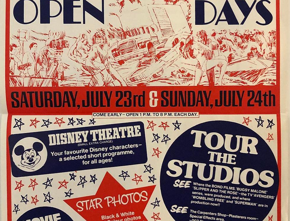Pinewood Studios Open Days