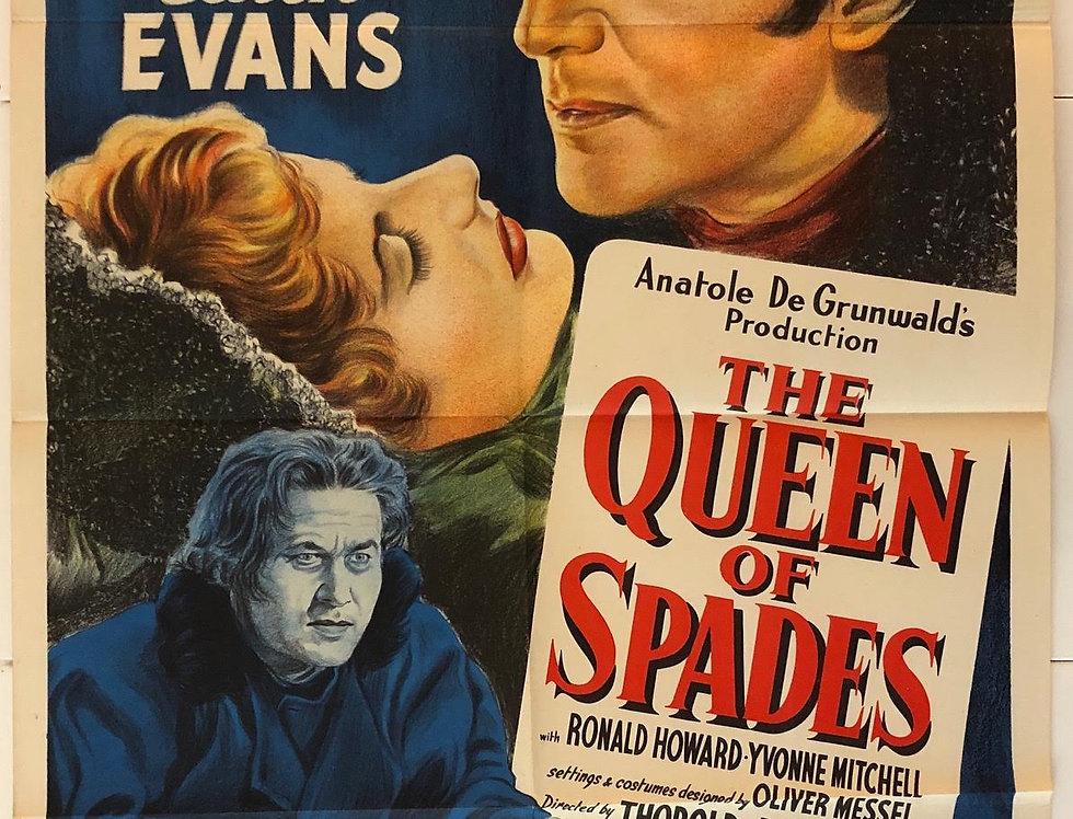 Queen of spades POA