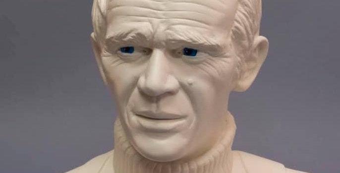 Steve McQueen Bust (POA)