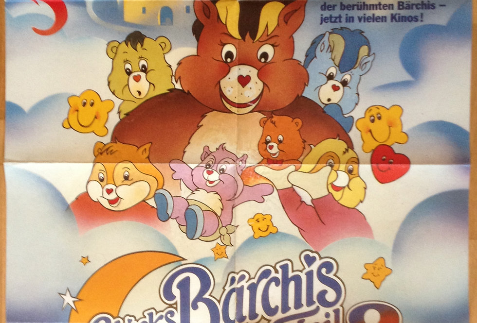The Care Bears Part 2
