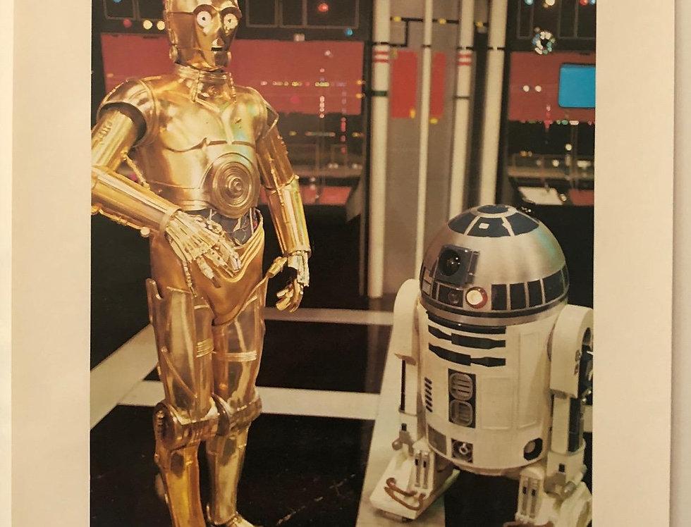 Star Wars Health Poster