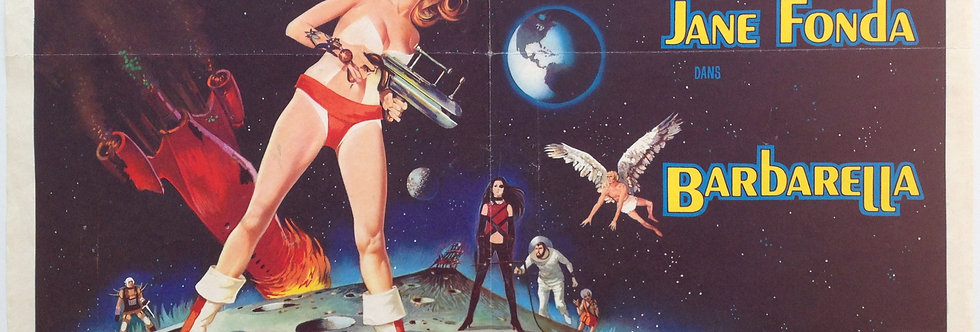 Barbarella ( out of stock)