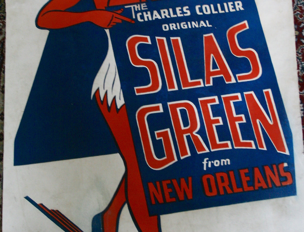 Silas Green From New Orleans (POA)