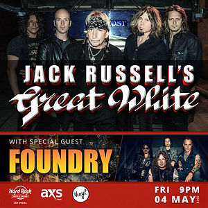 Great White & Foundry