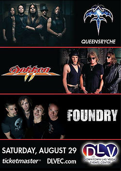 Queensryche, Dokken & Foundry