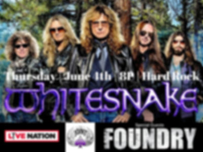 Whitesnake & Foundry