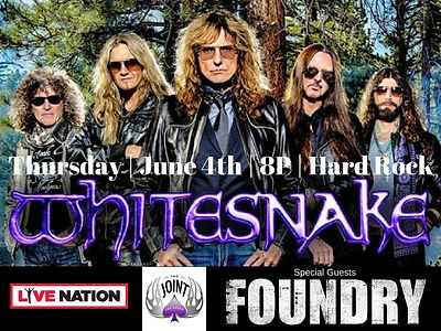 Whitesnake & Foundry