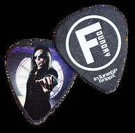 Foundry Guitar Pick-Chris_Transparent.pn