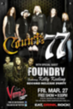 Counts 77 & Foundry