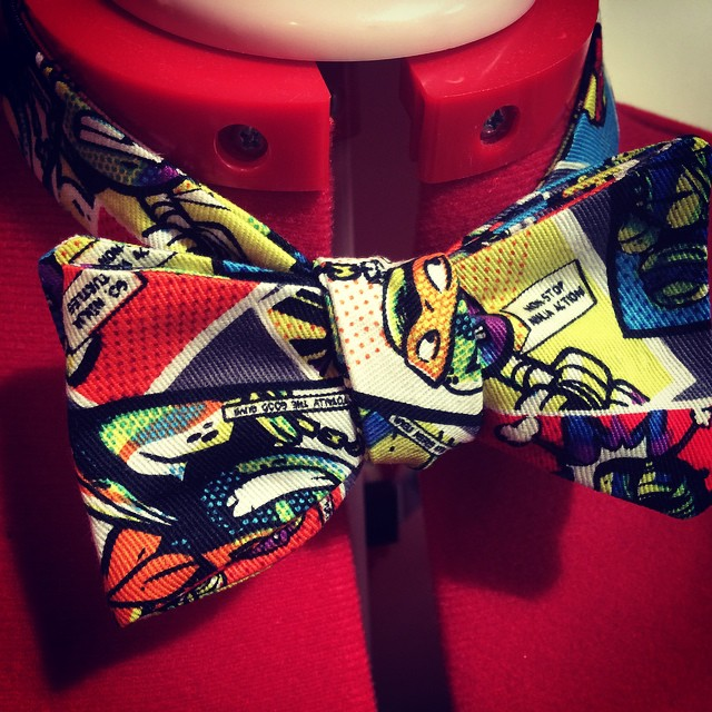 Instagram - Yes, that is a Ninja Turtles bow tie #whatchyagonnado #madewithheart