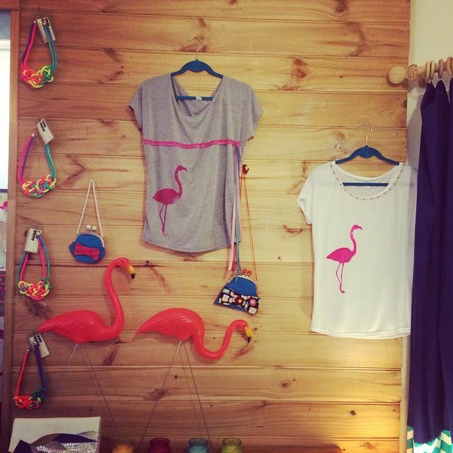 Instagram - Flamingo season is upon us #festival #summer #handmade #fun