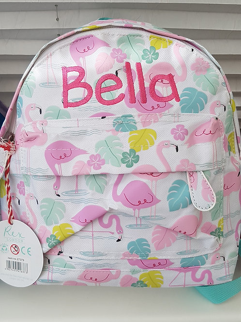 Flamingo Mini Backpack