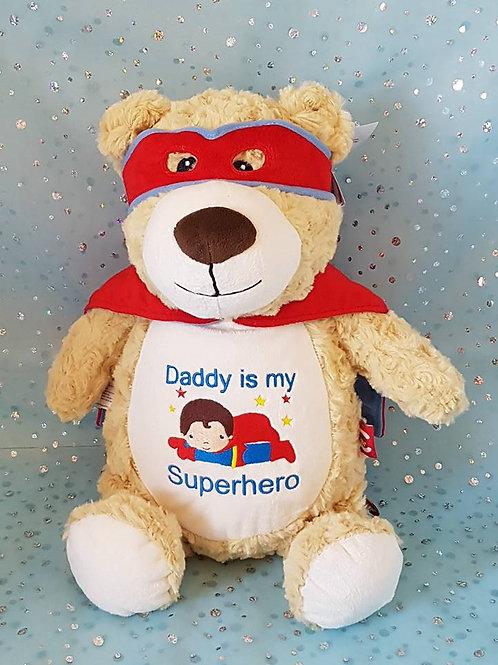 "Cubbyford 15"" Hero Bear"