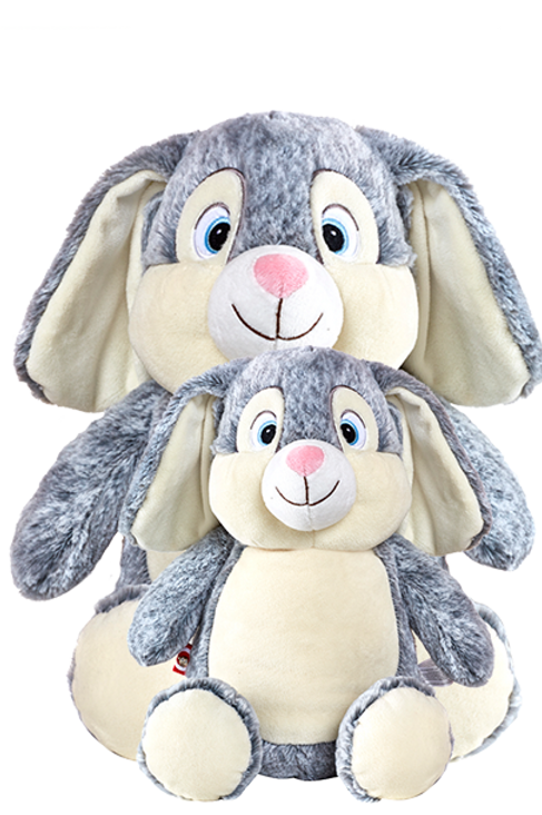 "Giant 23"" Clovis III Rabbit"