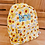 Thumbnail: Personalised Vintage Children's Sunflower Backpack, Embroidered Name