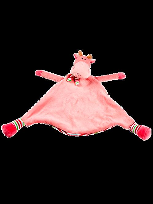 Pink Giraffe Comforter