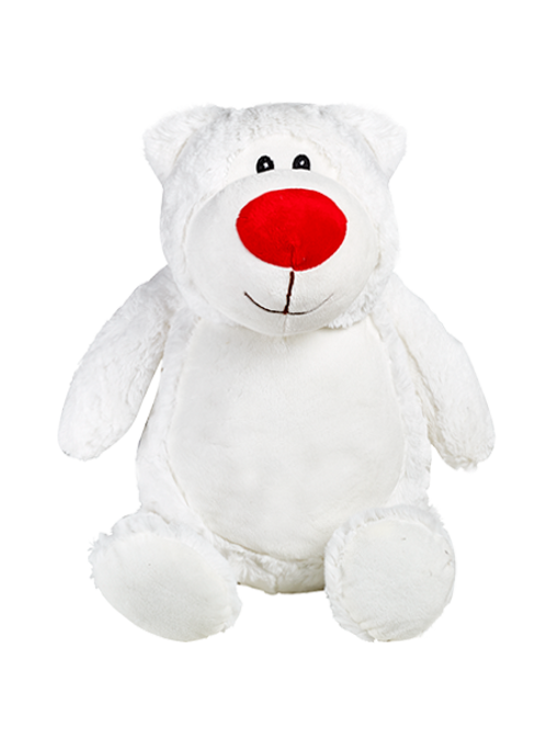 "Cubbyford Bear 15"" White"