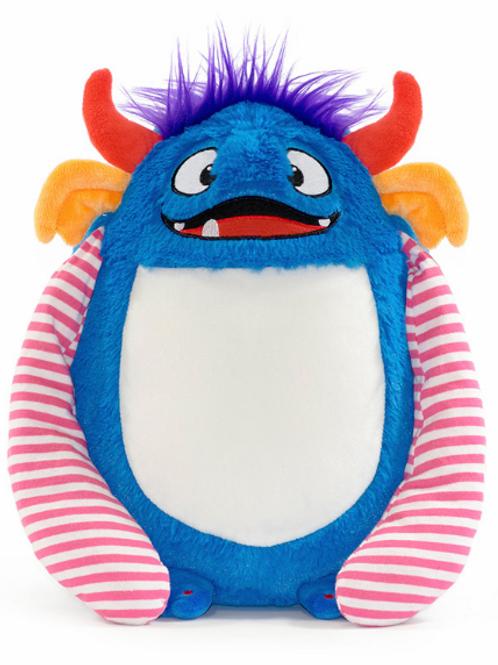 """Spike 15"""" Blue Monster"""