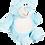 "Thumbnail: Cubbyford Bear 15"" Baby Blue"