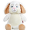 "Thumbnail: Clovis Brampton Furlong III 15"" White Bunny"