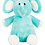 "Thumbnail: Elle 15"" Mint Green Elephant"