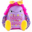 "Thumbnail: Marshmallow 15"" Purple/Pink Monster"