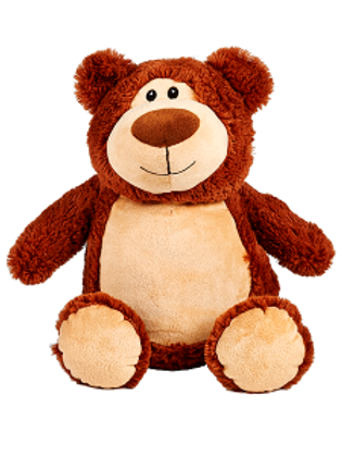 "Cubbyford 15"" Brown Bear"