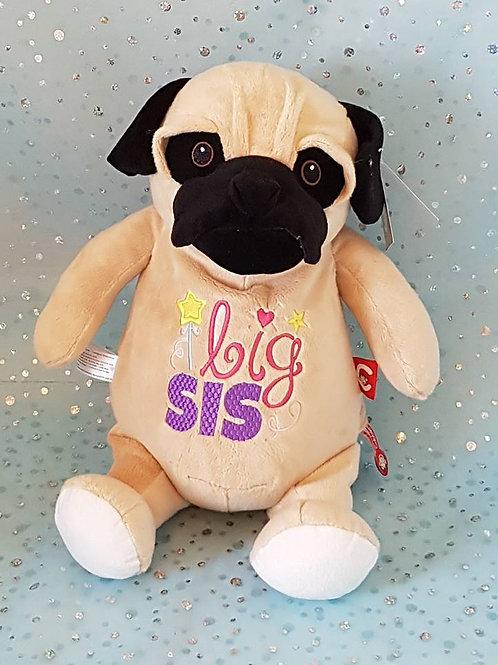 Big Sis Pug