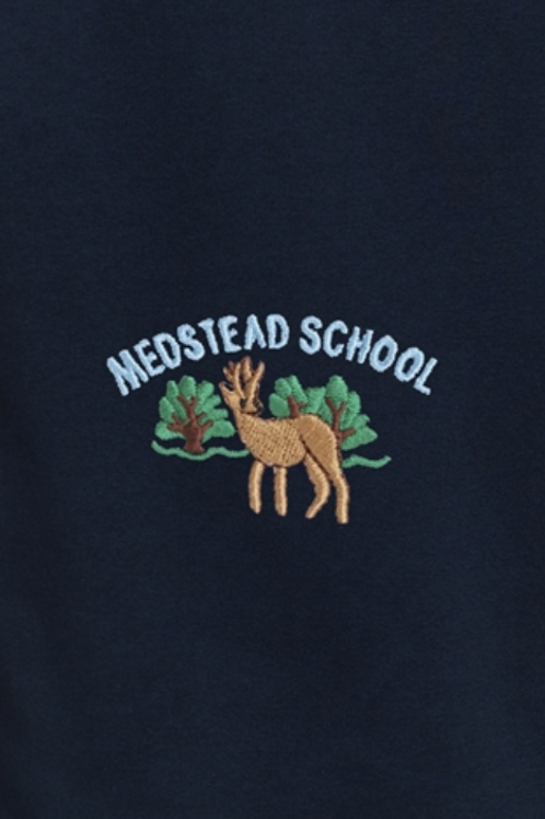 Medstead Logo on Customer Supplied Clothing