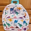 Thumbnail: Personalised Children's Roarsome Dinosaurs Backpack, Embroidered Name
