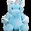 "Thumbnail: Starflower 15"" Blue Unicorn"
