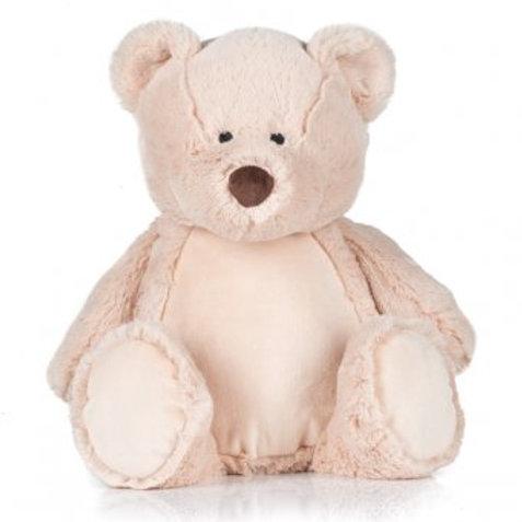 "Mumbles 15"" Zippie Bear"