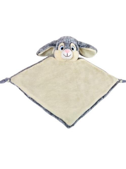 Clovis (Grey) Bunny Comforter